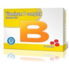 Vitaminum B complex, 50 tabletek