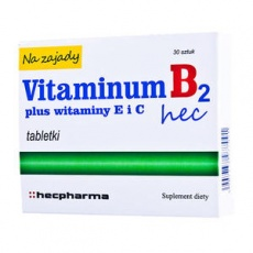 Vitaminum B2 hec