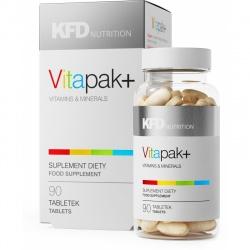 VitaPak+, 90 tabletek