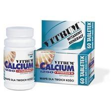 Vitrum Calcium 1250 + Vitaminum D3