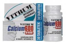 Vitrum Calcium 600 + D400