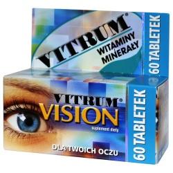 Vitrum Vision, tabletki, 30 szt