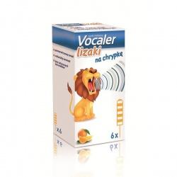 Vocaler lizaki, 6 sztuk