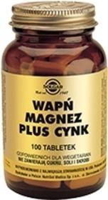 Wapń Magnez plus Bor