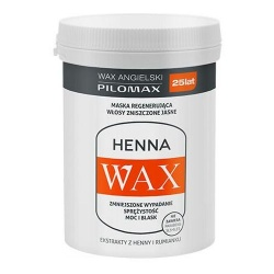 WAX ang Pilomax Henna do włosów jasnych