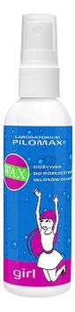 WAX ang Pilomax odżywka GIRL do rozczesywania włosów długich