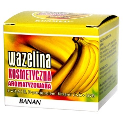 Wazelina kosmetyczna bananowa, 15 ml