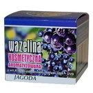 Wazelina kosmetyczna jagodowa, 15 ml