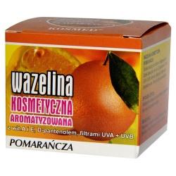 Wazelina kosmetyczna pomarańczowa, 15 ml
