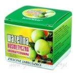Wazelina kosmetyczna o aromacie zielonego jabłuszka, 15 ml (Kosmed)