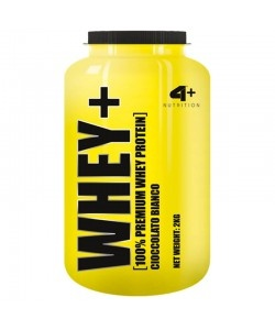 4+ NUTRITION - WHEY+ - 2000g