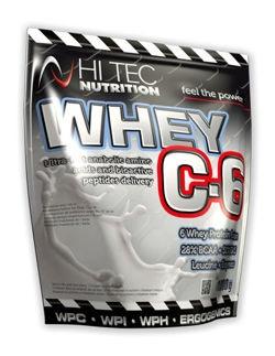 HI TEC - Whey C6 - 2000g