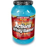 AMINOSTAR - Whey Gainer Actions - 4500g