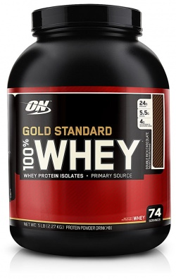 OPTIMUM - Whey Gold Standard - 2270 g