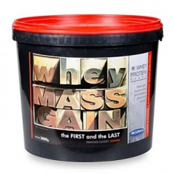MEGABOL - WHEY MASS GAIN - 3000 g