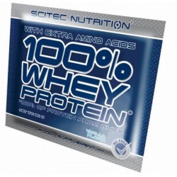 SCITEC - 100% Whey Protein - 30 g