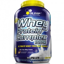OLIMP - WHEY PROTEIN COMPLEX 100% - 2200 g