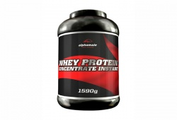 ALPHA MALE - Whey Protein Concentrate Instant - 1590g