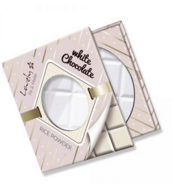 LOVELY  White Chocolate Rice Powder, 10g