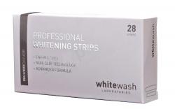WhiteWash, wybielające paski do zębów, 28szt