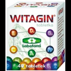 Witagin, tabletki, 40 sztuk