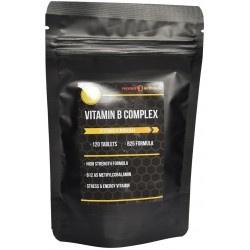 Witamina B Complex - 120 tabletek