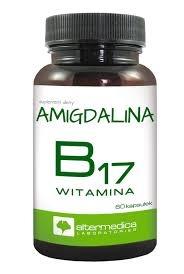 Witamina B17 Amigdalina