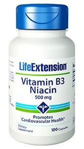 Witamina B3 Niacyna