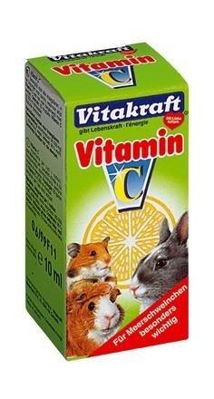 Witamina C dla gryzoni, 10 ml