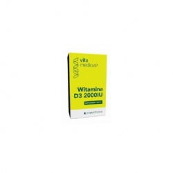 HERBAMEDICUS  Witamina D3 2000 - 29,4 ml