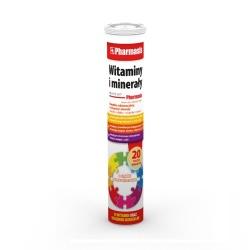 Witaminy i minerały Pharmasis