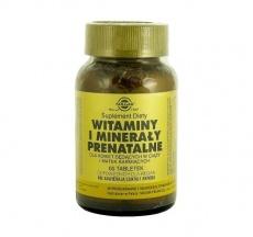 Witaminy i Mineraly Prenatalne