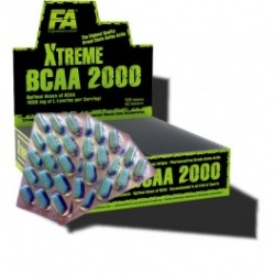 FITNESS AUTHORITY - Xtreme BCAA 2000 - 15 tabs