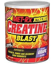 MET-RX - Xtreme Creatine Blast - 908 g