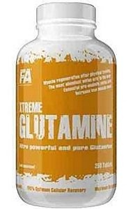 FITNESS AUTHORITY - Xtreme Glutamine - 250tab