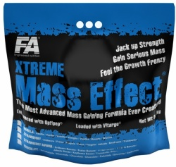 FITNESS AUTHORITY - Xtreme Mass Effect - 5000g