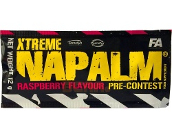 FITNESS AUTHORITY - Xtreme Napalm® Pre-Contest - 12g