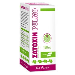 Zatoxin Pulmo, płyn, 120 ml