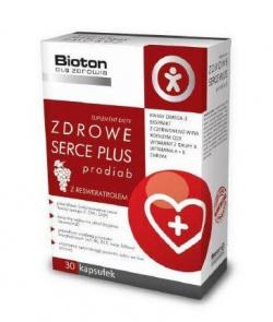 Zdrowe Serce Plus prodiab x30 kapsułek