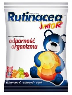 Żelki Rutinacea Junior, 30 sztuk