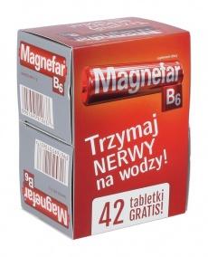 Zestaw Promocyjny Magnefar B6
