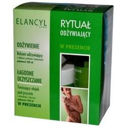 ZESTAW PROMOCYJNY, Pierre Fabre, Elancyl, balsam odżywiający + tonizujący olejek pod prysznic