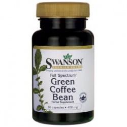 Ziarna zielonej kawy 400mg 60kap
