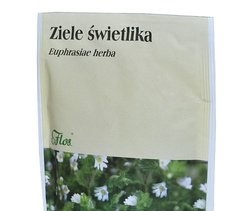 Ziele świetlika, zioło pojedyncze, (Flos), 50 g