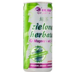 OLIMP - Zielona Herbata drink + Magnez i wit