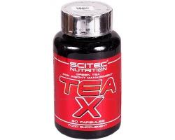 SCITEC - Zielona Herbata - Tea-X - 90caps