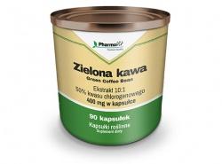 Zielona Kawa - Green coffee bean, 90 kapsułek