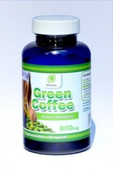 Green Coffe ekstrakt z zieloną herbatą