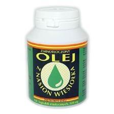 Zimnotłoczony olej z nasion wiesiołka, 150 kapsułek