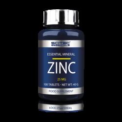 SCITEC - Zinc - 100tab